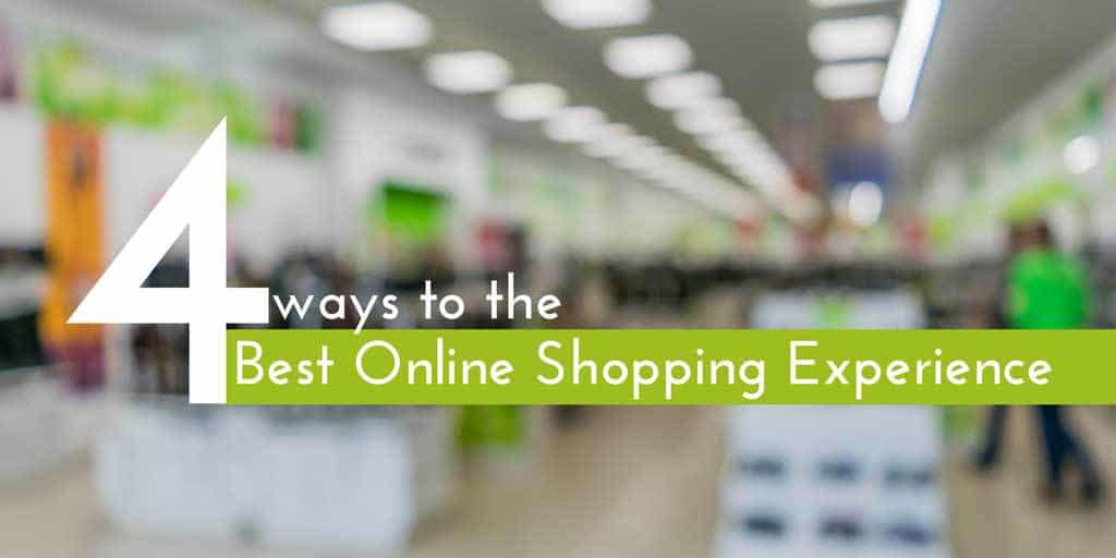 Best online shopping experience