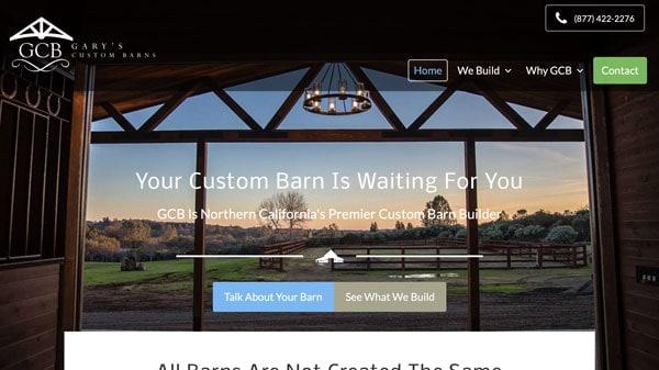 Builder-Contractor Website