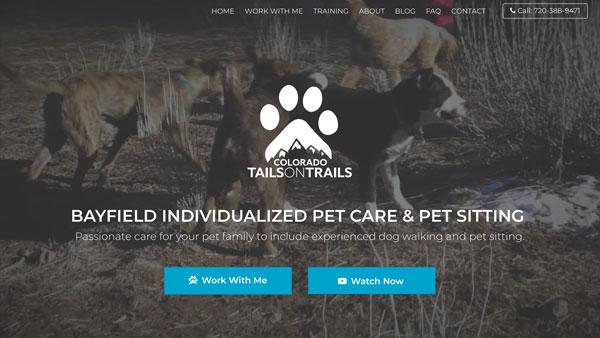 Community Pet Sitter Website