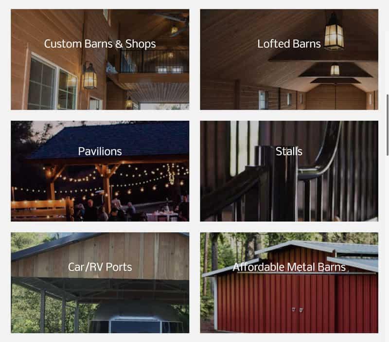 Contractor Responsive Website Build List