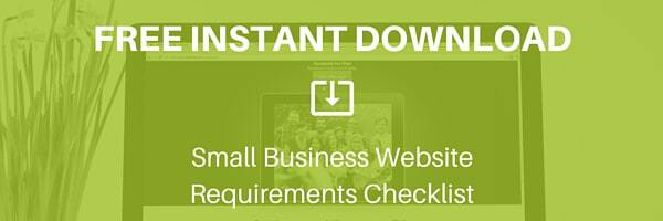 Download the free Small Business Website Requirements Checklist instantly.
