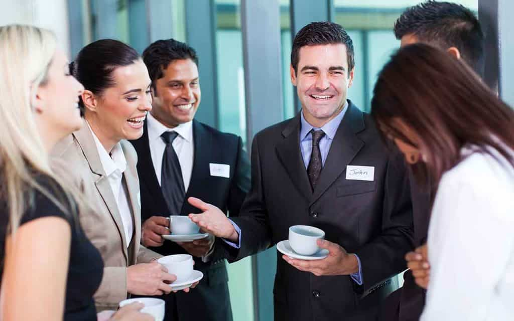 How To Effectively Network At Local Business Networking Events