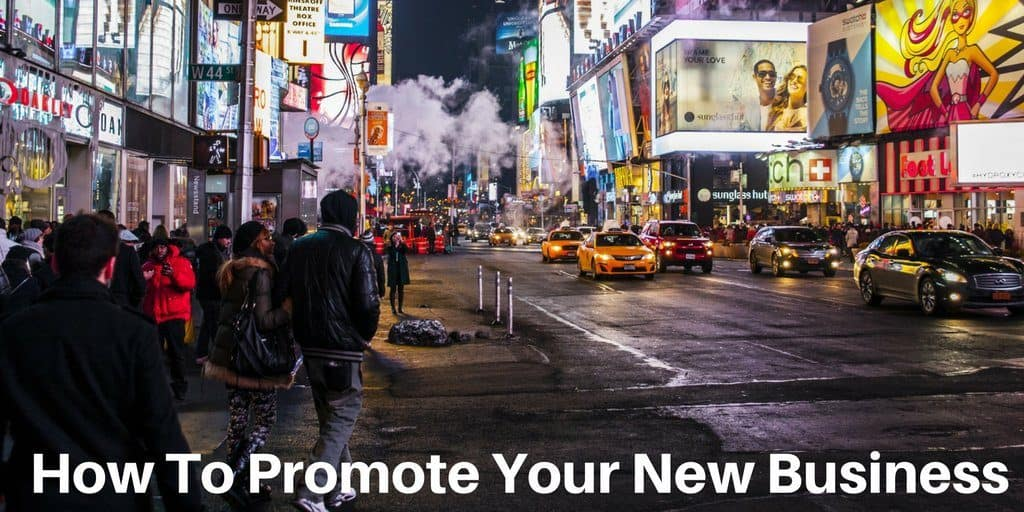 How Should I Promote My New Business To Grow My Customer Base