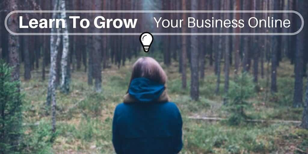 Learn to Grow Your Business Online