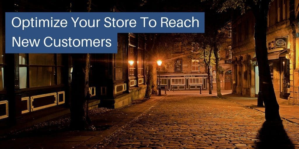 eCommerce Optimization Helps You Reach New Customers Online