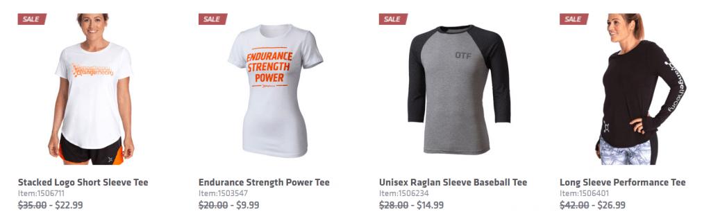 Orangetheory Women's Products