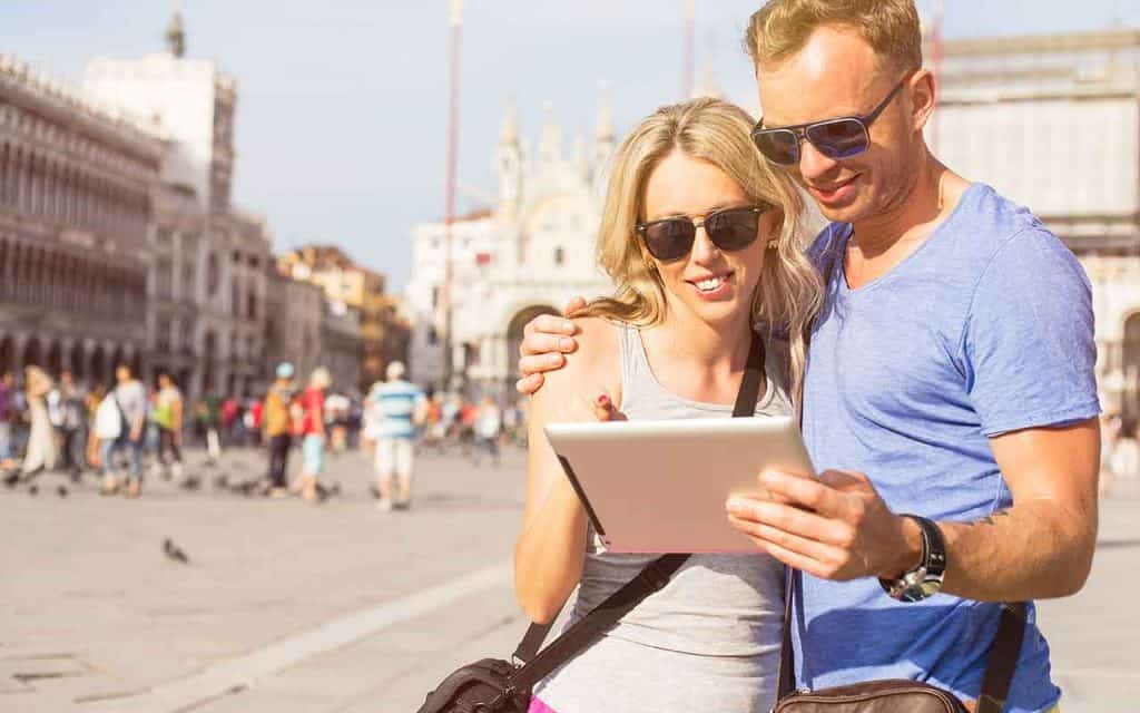 Reach Traveling Customers Who Are On The Go In Two Ways