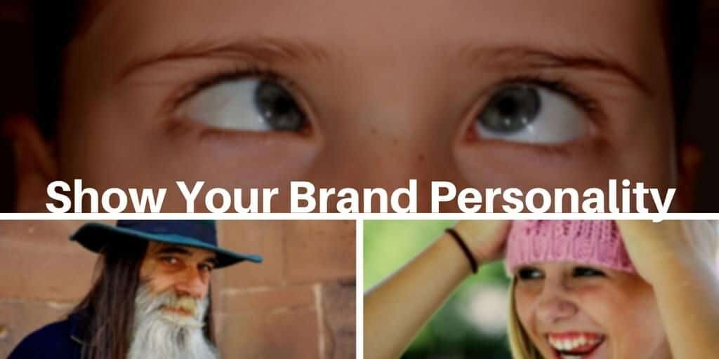Connect With Customers By Showing Your Brand Personality