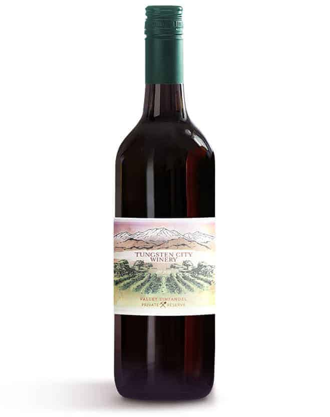 Winery Valley Zinfandel Special Reserve