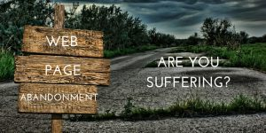 Is Your Website Suffering From Web Page Abandonment?
