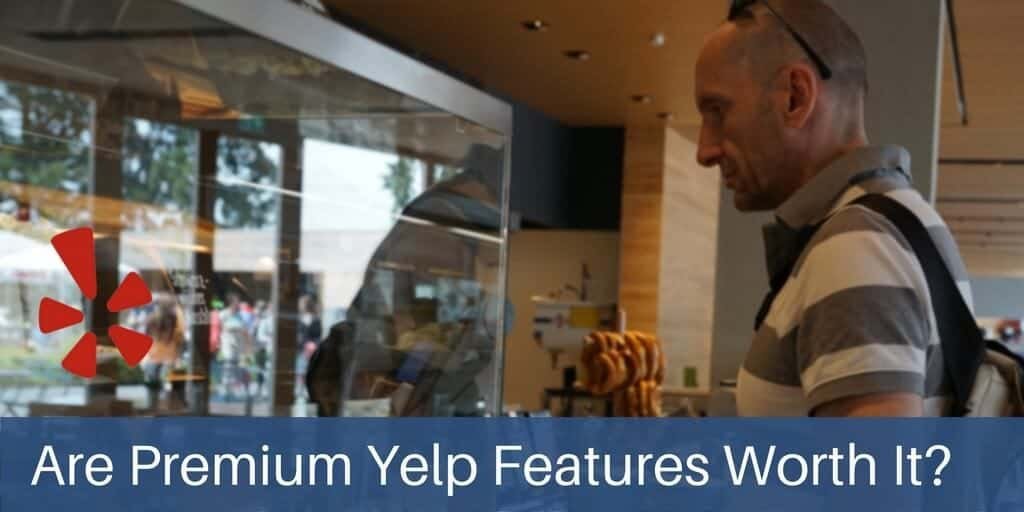 Is Yelp advertising and premium features worth the cost?